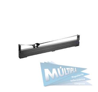 FITA PARA IMPRESSORA MATRICIAL EPSON FX 2190 COMPATIVEL