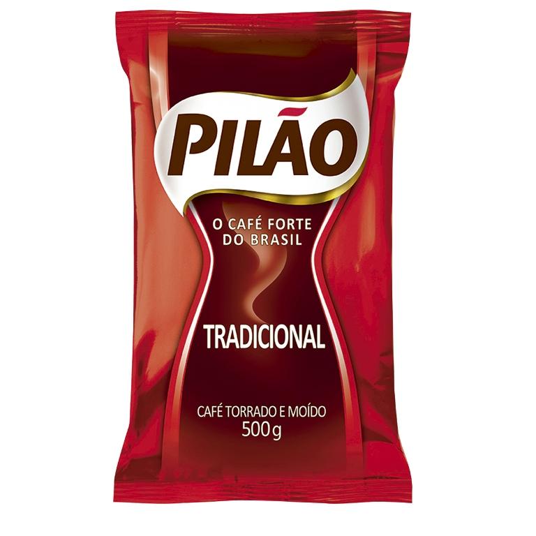 CAFE MOIDO TRADICIONAL 500G ALMOFADA PILAO