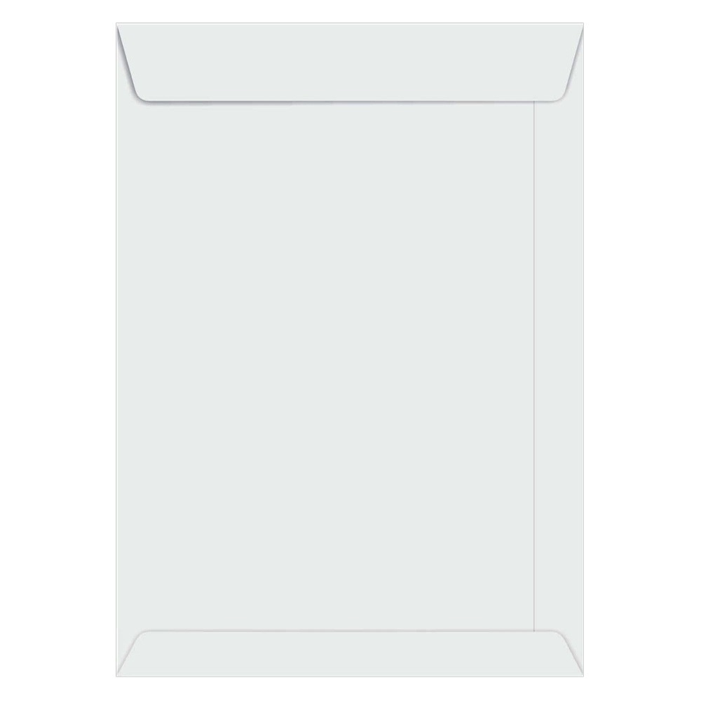 ENVELOPE SACO OFF SET BRANCO 90G 240X340MM 10UN SCRITY