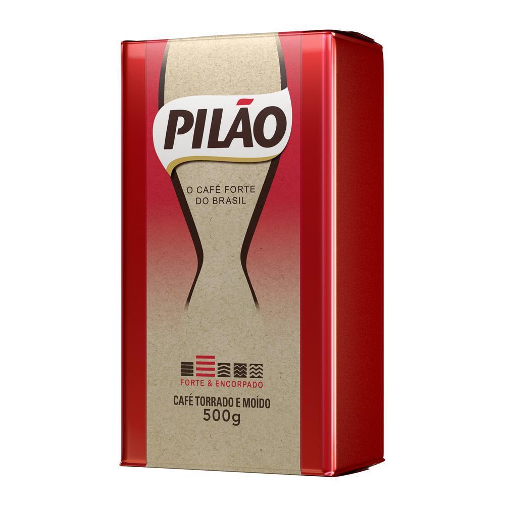 CAFE MOIDO TRADICIONAL 500G VACUO PILAO