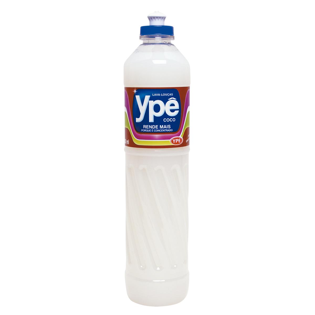 DETERGENTE COCO 500ML YPE