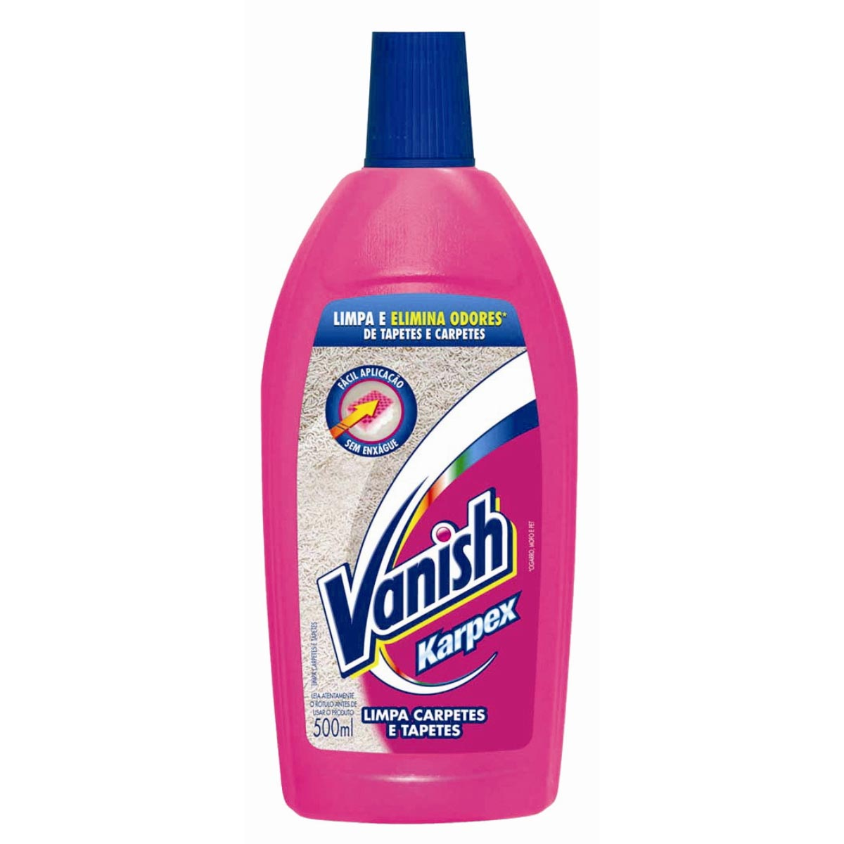 LIMPA CARPETE 500ML KARPEX VANISH