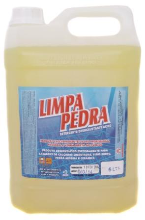 LIMPA PEDRA 5LT LARILIMP