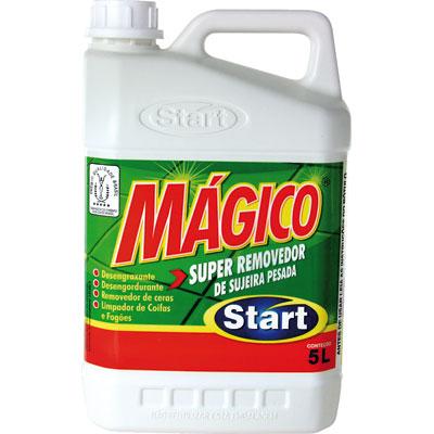 REMOVEDOR DE CERA MAGICO 5LT START