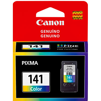 CARTUCHO TINTA CL-141 COLOR 8ML CANON