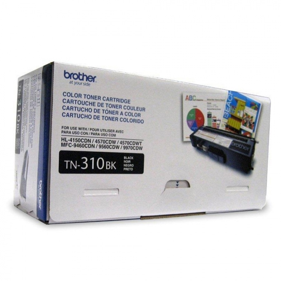 TONER TN 310BK PRETO BROTHER