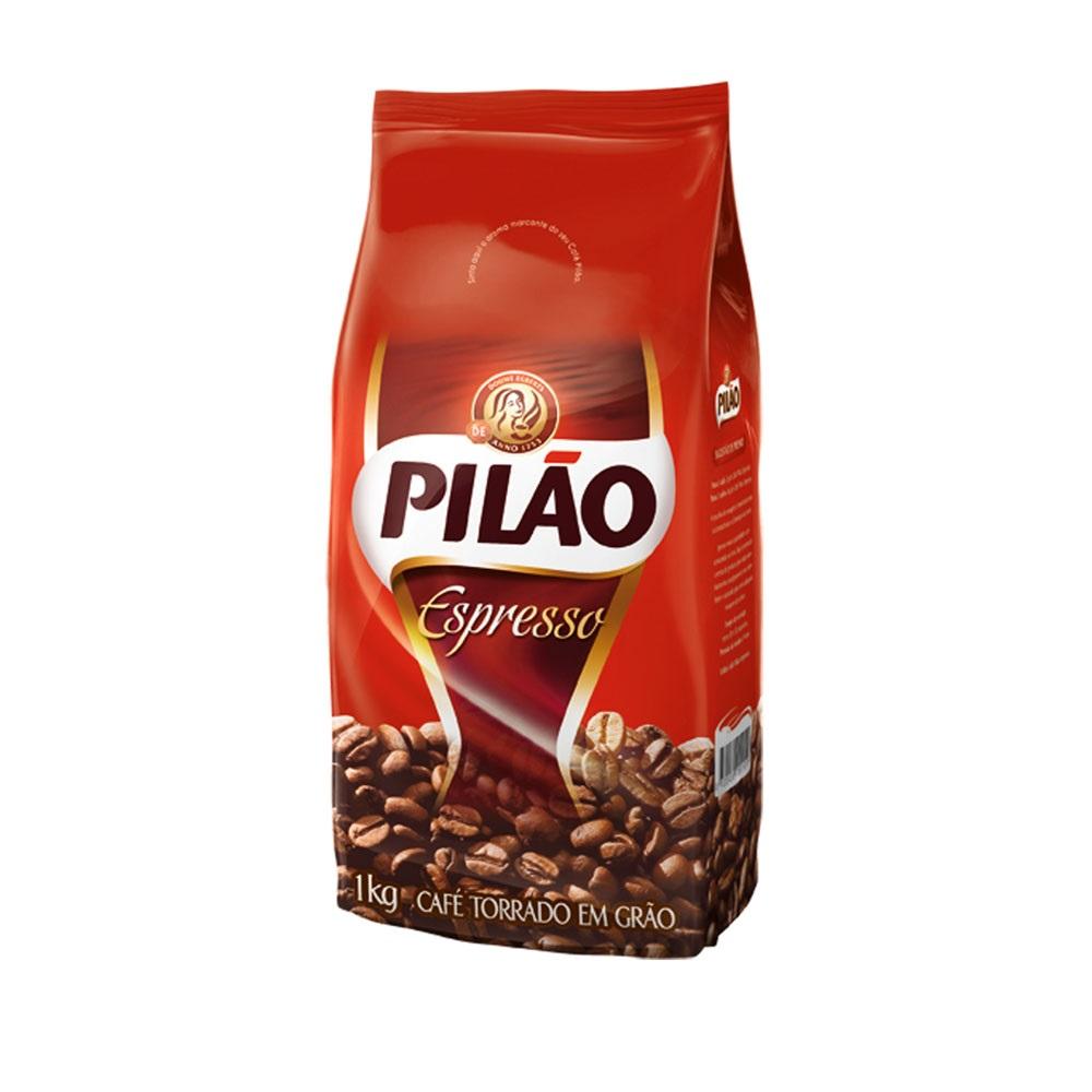 CAFE EM GRAOS TRADICIONAL 1KG PILAO