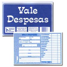 VALE DESPESA 50FL TAMOIO