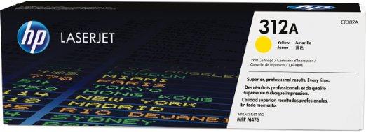TONER CF382A AMARELO 2.200 PAG HP
