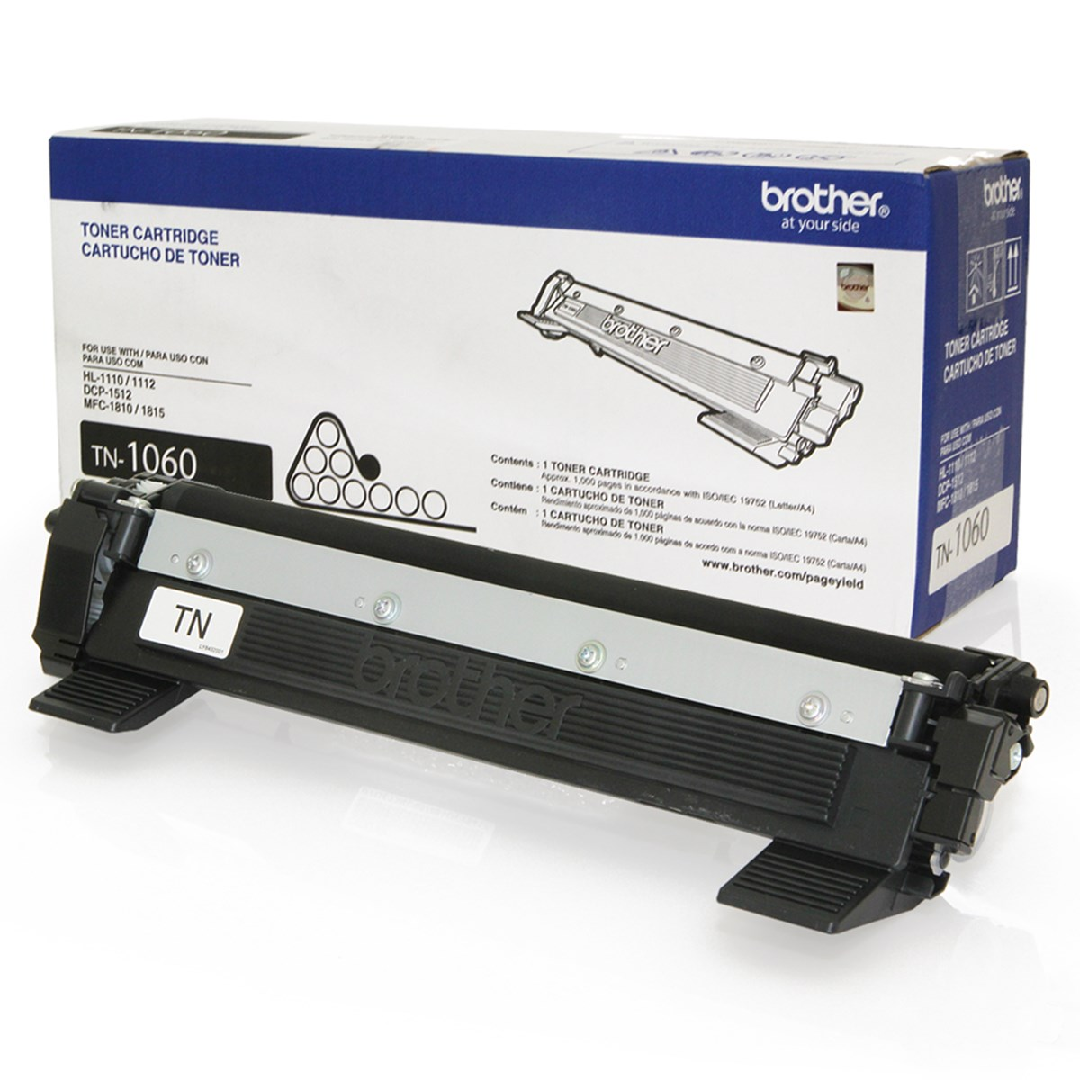 TONER TN 1060BK PRETO BROTHER