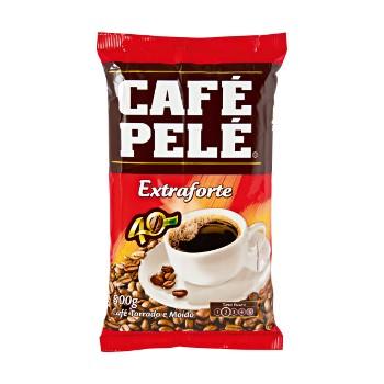 CAFE EXTRA FORTE ALMOFADA 500G PELE
