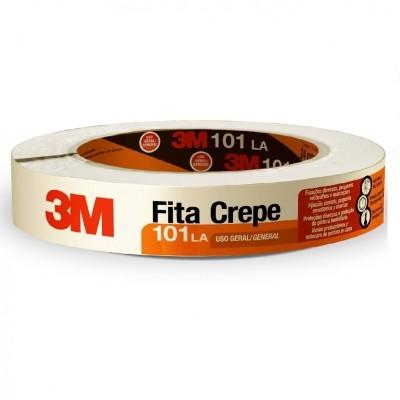 FITA ADESIVA CREPE 18MMX50M 101LA 3M