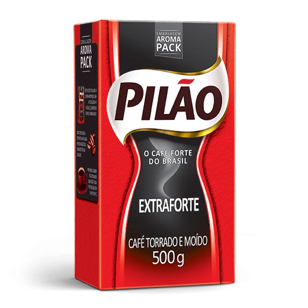 CAFE EXTRA FORTE VACUO 500G PILAO