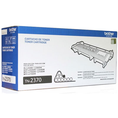 TONER TN 2370 PRETO BROTHER