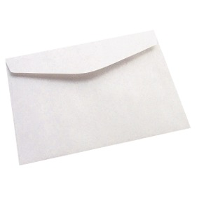 ENVELOPE OFF SET BRANCO S/ RPC 63G 114X162MM 100UN SCRITY