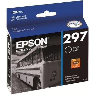 CARTUCHO TINTA T297120 PRETO EPSON