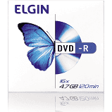 DVD-R 4.7GB 16X ENVELOPE ELGIN