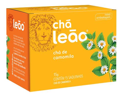 CHA CAMOMILA SACHE 1G 15 ENVELOPES MATE LEAO