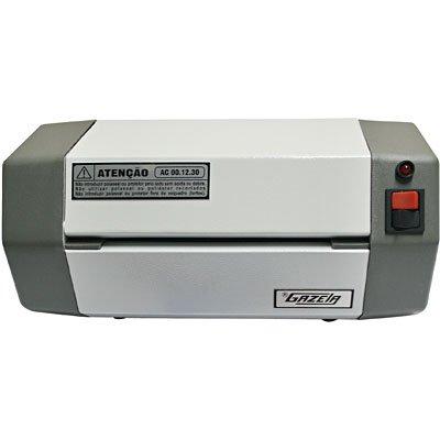 PLASTIFICADORA 4 1/2POL 120MM COMPACTA BIVOLT AC0012 GAZELA