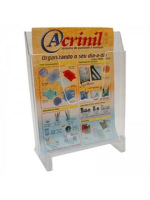 EXPOSITOR VERTICAL CRISTAL PREMIUM 800 ACRINIL